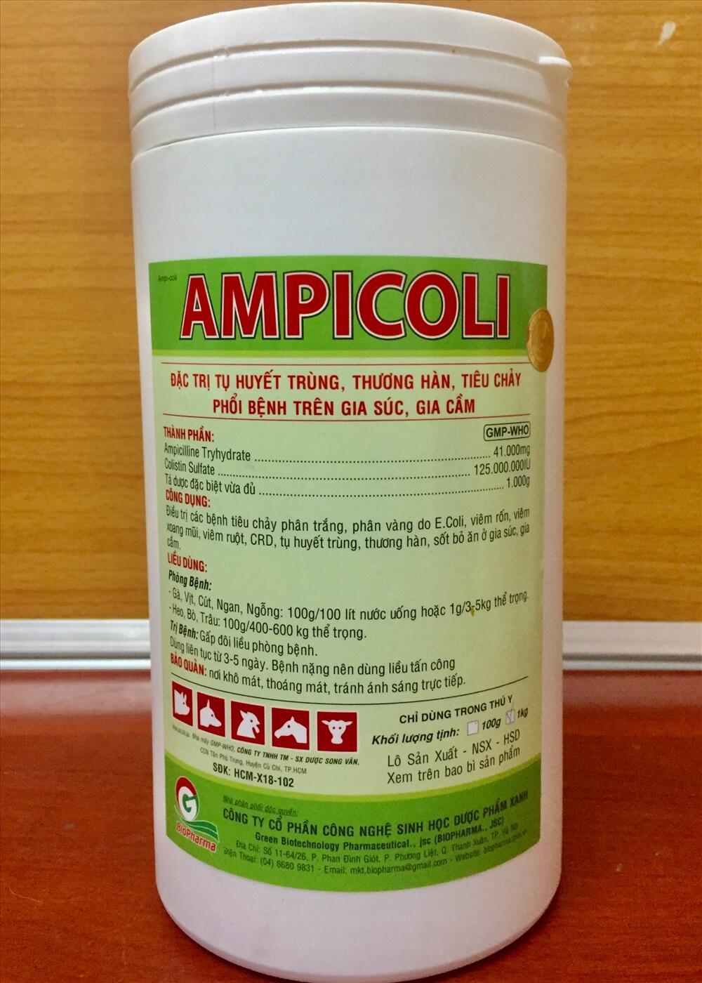AMPICOLI
