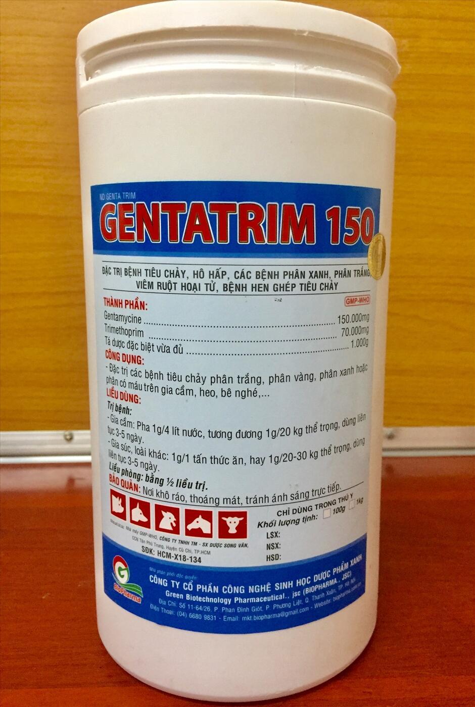 Gentatrim150