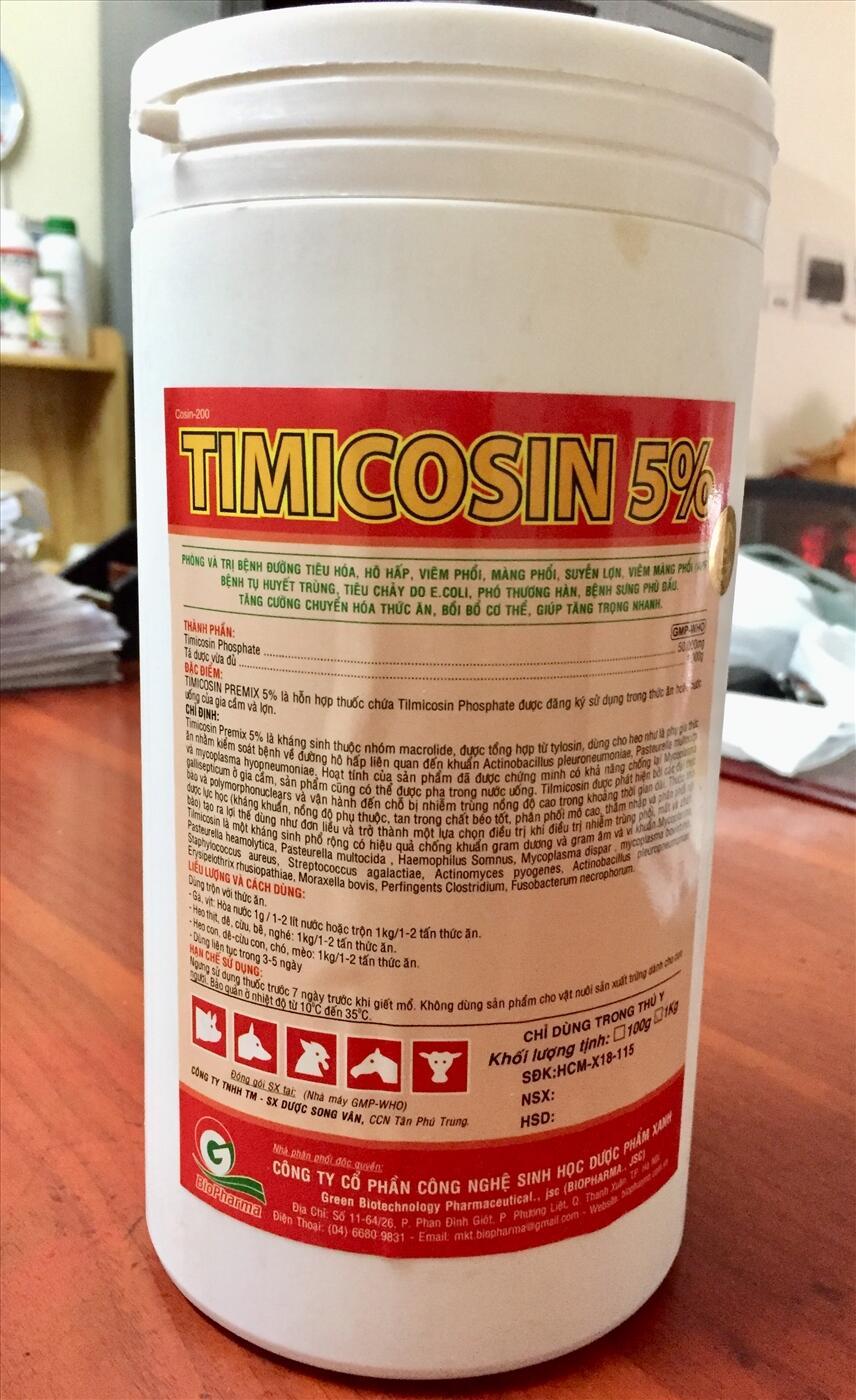 TILCOSIN 5%