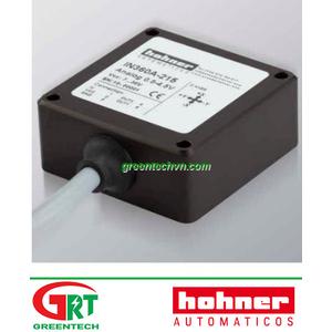 IN360A-215  2-axis inclinometer  Máy đo độ nghiêng Hohner IN360A-215   Hohner Vietnam