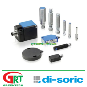 Inductive proximity switch   Di-Soric Inductive proximity switch   Công tắc   Di-Soric Vietnam