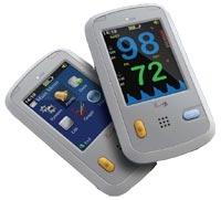 Máy đo nồng độ oxy trong máu cầm tay