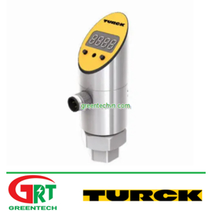 Infrared temperature sensor | Turck | Máy phát áp suất tương đối | Turck Vietnam