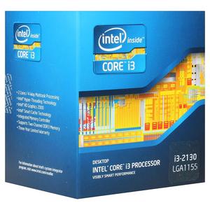 Intel® Core™ i3-2130 Processor (3M Cache, 3.40 GHz)