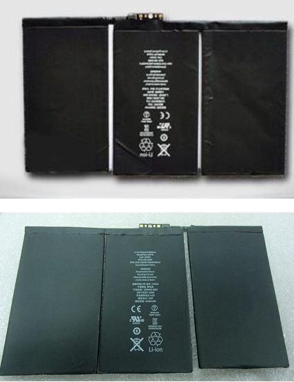 Pin Ipad Lithium Polymer