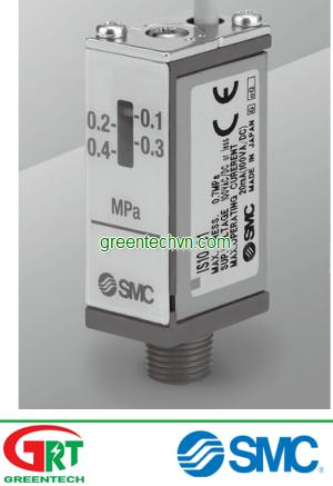 Electromechanical pressure switch max. 0.6 MPa   IS10   Công tắc áp suất SMC   SMC Vietnam   SMC