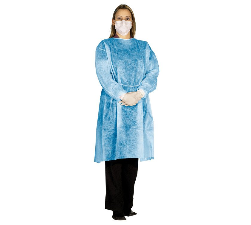 Áo choàng phẫu thuật Medicom Isolation Gowns 8023-40