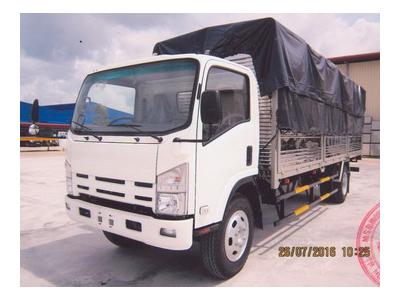 Isuzu 8 tấn thùng dài 6,2 mét FN129S Euro 4