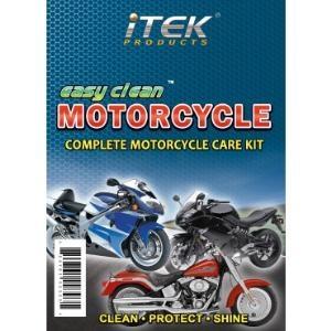 Itek ® Dễ dàng sạch ® Chăm sóc xe máy
