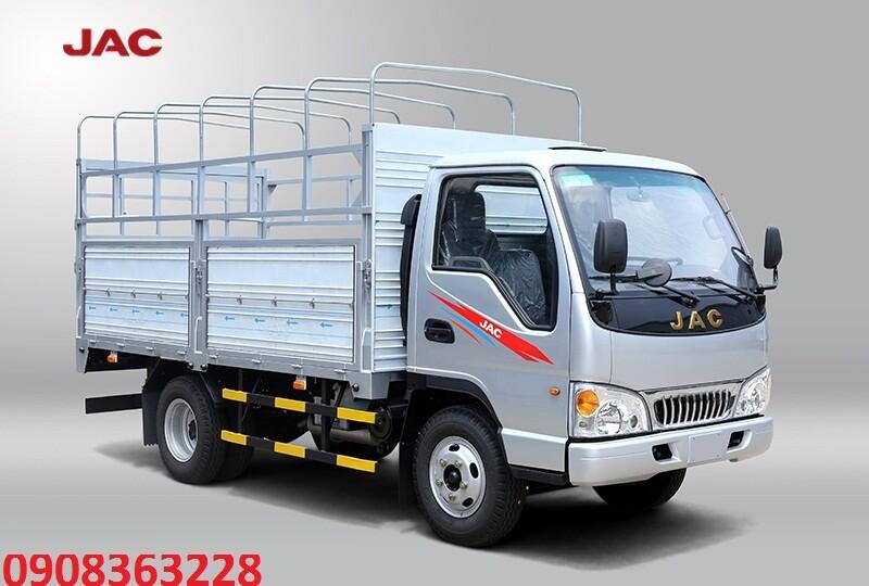 Xe tải JAC N200 1,9Tấn Thùng mui bạt 4,3m