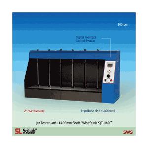 Máy khuấy Jar Test 6 vị trí Scilab SJT-M6C