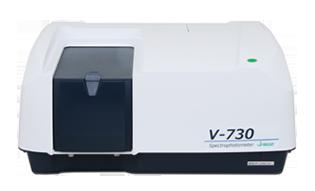 MÁY QUANG PHỔ UV-VIS, Model: V-730 , Hãng: Jasco /Nhật Bản