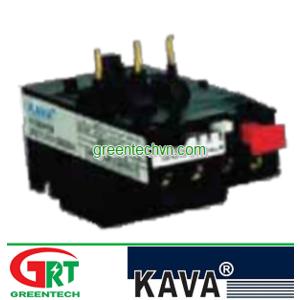 Thermal Relay KAVA JRS1-60   JRS1-40   Rơ le nhiệt KAVA JRS2-12   Kava Viet Nam  