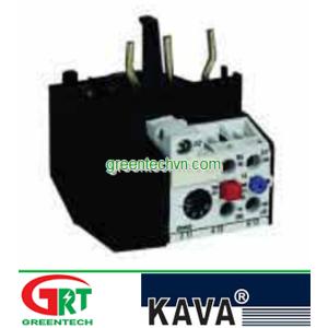 Thermal Relay KAVA JRS2-25 | Rơ le nhiệt KAVA JRS2-25 | Kava Viet Nam |