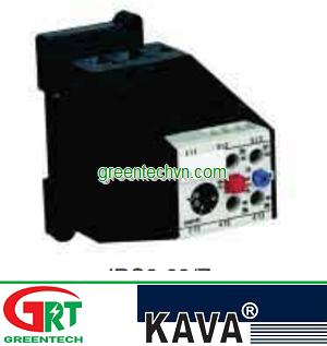 Thermal Relay KAVA JRS2- 63   Rơ le nhiệt KAVA JRS2- 63   Kava Viet Nam  