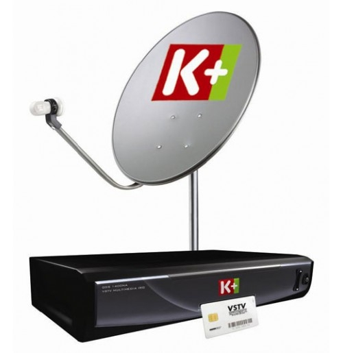 Truyền hình K+, truyền hình An Viên, truyền hình VTC, truyền hình vệ tinh có chia được nhiều tivi không?