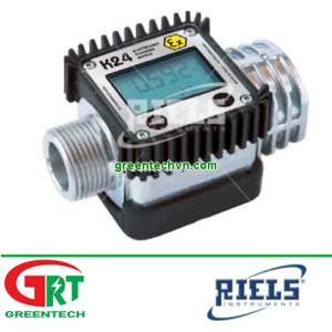 K24 ATEX   Reils   Đồng hồ lưu lượng   Positive displacement counter   Reils Instruments Vietnam