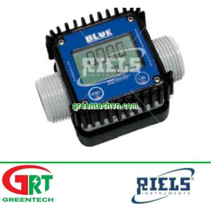 K24   Reils   Đồng hồ lưu lượng   Positive displacement counter   Reils Instruments Vietnam