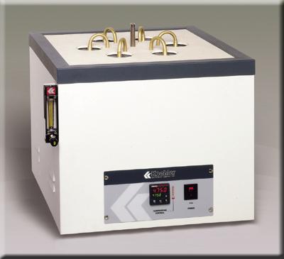Máy xác định hàm lượng nhựa trong xăng