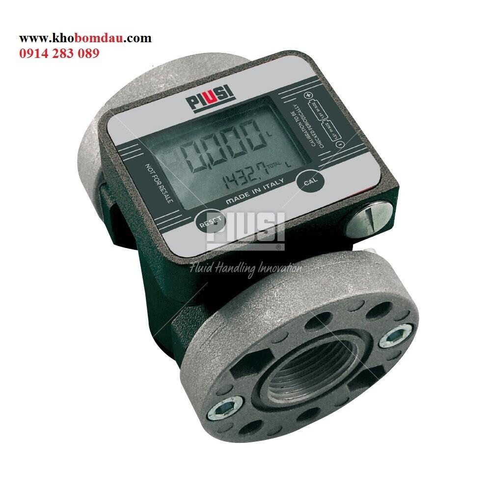 Đồng hồ đo dầu Piusi K600/3