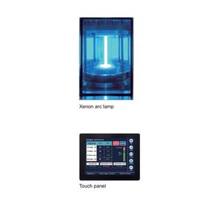 Máy thử độ bền màu ánh sáng nhân tạo đèn Xenon