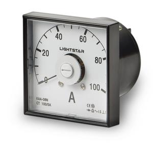KAC-08-Đồng hồ Ampe DC