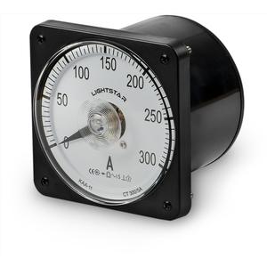KAC-11-Đồng hồ Ampe DC