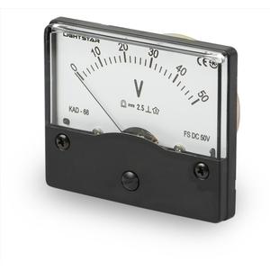 KAC-68-Đồng hồ Ampe DC