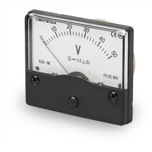 KAE-68-Đồng hồ Receive Indicator Volt AC, Volt DC