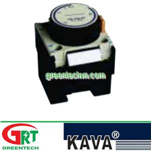 Kava LA2-DT0 | LA2-DT2 | LA2-DT4 | LA2-DS2 | LA2 Time Delay Auxiliary Contact Block | Kava Viet Nam