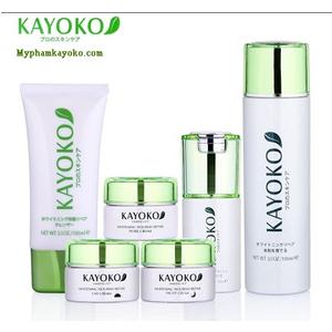 Kayoko mỹ phẩm cao cấp nhật bản, trắng da, trị nám, tàn nhang.vết thâm, làm đều màu da..