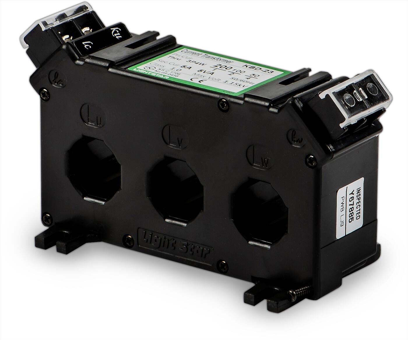 Biến dòng bảo vệ KBD-23 (Tỷ số biến dòng :200/5A; 250/5A; 300/5A)