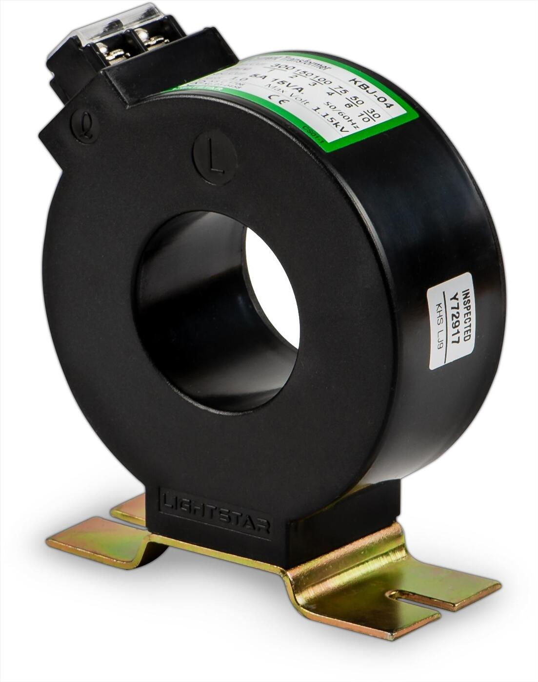Biến dòng đo lường KBJ-04 (150/5A,200/5A,250/5A,300/5A,400/5A,450/5A)