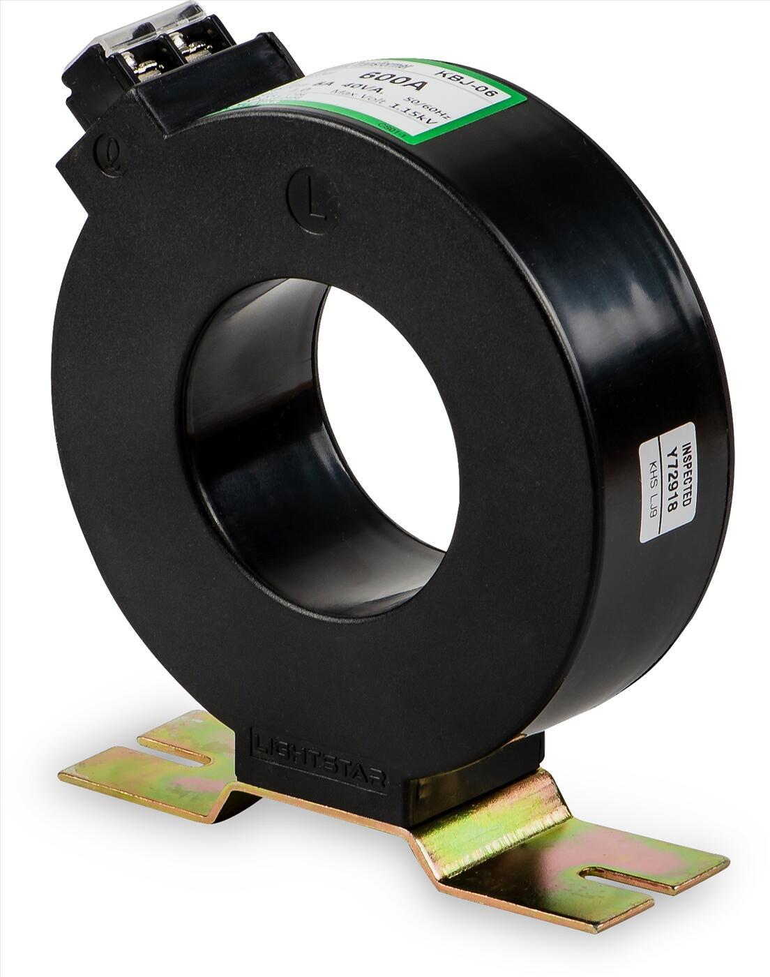 Biến dòng đo lường KBJ-06 (150/5A,200/5A,300/5A,400/5A,500/5A,600/5A)