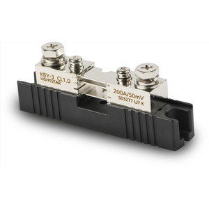 KBY-3-300A/50mV-Điện trở SHUNT 300A/50mV