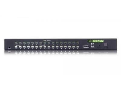 32 port USB CAT5 KVM over IP Switch - KC2132i
