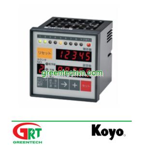 KCM Series | Preset Counter | Bộ đếm đặt trước | Koyo