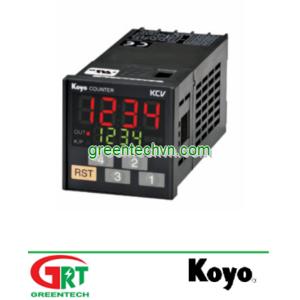 KCV Series | Preset Counter | Bộ đếm đặt trước | Koyo