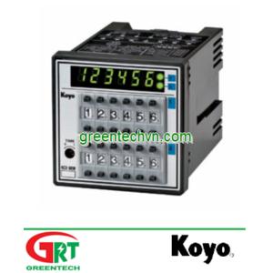 KCX-B | Preset Counter | Bộ đếm đặt trước | Koyo