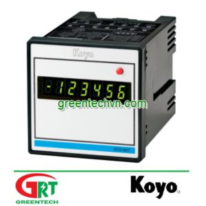 KCX-B6T | Preset Counter | Bộ đếm đặt trước | Koyo