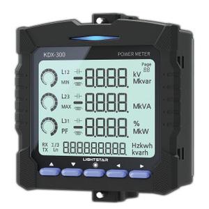 KDX-300-Đồng hồ kỹ thuật số đa năng KDX-300