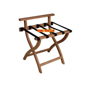 Kệ để hành lý bằng gỗ