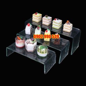 Kệ trưng bày Buffet sushi