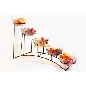 Kệ trưng bày buffet trái cây