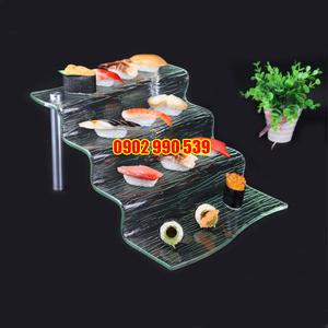 Kệ trưng bày sushi buffet