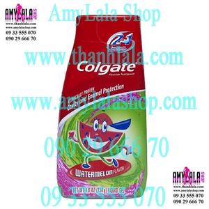 Kem đánh răng và nước súc miệng 2in1 Watermelon Flavor Colgate Kids 4.6oz - 0933555070 - 0902966670