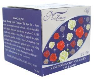 NEW ZIMNY - Kem dưỡng chất Collagen tái tạo da