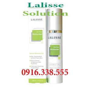Kem Dưỡng Lalisse Oil-Free Moisturiser 50ml cân bằng độ ẩm cho da mụn