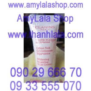 Kem dưỡng trắng ban đêm Clarins Whitening Repairing Night Cream 5ml - 0933555070 - 0902966670