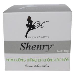 Shenry - Kem dưỡng trắng da - chống lão hóa